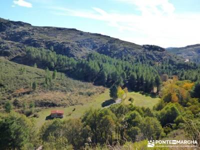 Hospitalillo a El Atazar; Senda Genaro; senderismo fin de semana viajes españa